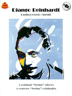 Django Reinhardt: Undiscovered - Inédit (Book/CD) Books and CDs | Guitar Tab