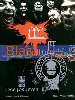 F.F.F.: Blast Culture - Free for Fever Books | Piano, Vocal & Guitar