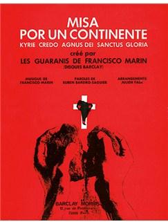 Francisco Marin: Misa Por Un Continente Books | Voice