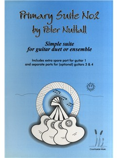 Peter Nuttall: Primary Suite No.2 Books | Guitar (Duet, Ensemble)