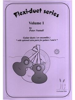 Peter Nuttall: Flexi-Duet Series Volume 1 Books | Guitar (Duet, Ensemble)