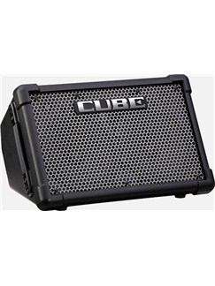 Roland: Cube Street EX - 50 Watt Battery Powered Stereo Amplifier  |