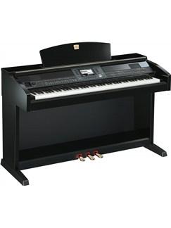 Yamaha: CVP-503 Clavinova Digital Piano (Polished Ebony) Instruments | Digital Piano