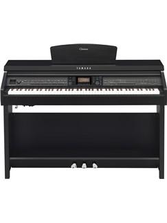 Yamaha: CVP701 Digital Piano - Black Instruments | Digital Piano