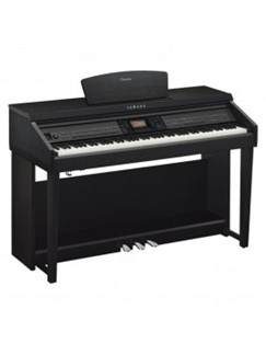 Yamaha: CVP705 Digital Piano - Black Instruments | Digital Piano