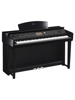 Yamaha: CVP705 Digital Piano - Polished Ebony Instruments | Digital Piano