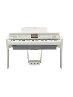 Yamaha: CVP709 Digital Piano - Polished White Instruments | Digital Piano