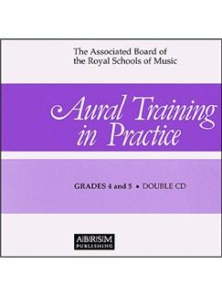 Aural Training In Practice Grade 4-5 (CD) CD | Alle instrumenter