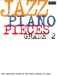 ABRSM Jazz Piano: Pieces Grade 2 Bog | Klaver solo