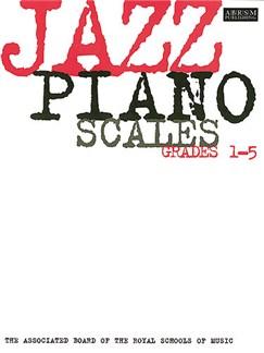 ABRSM Jazz Piano: Scales Grades 1-5 Bog | Klaver solo