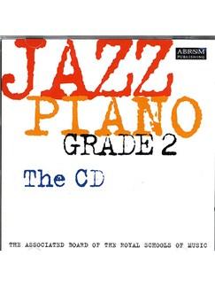 ABRSM Jazz Piano: Grade 2 (CD) CDs | Piano