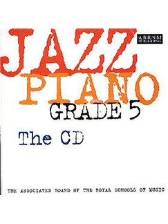 ABRSM Jazz Piano: Grade 5 (CD) CDs | Piano