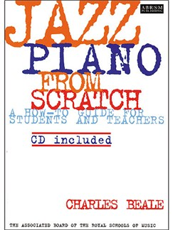 ABRSM Jazz Piano From Scratch Books and CDs | Piano