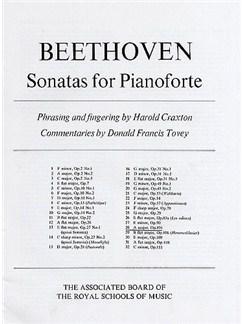 Ludwig Van Beethoven: Sonata In A Op.101 Books   Piano Accompaniment