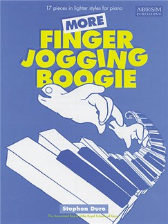 More Finger Jogging Boogie Piano Books | Piano