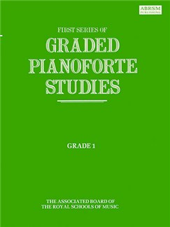 First Series Of Graded Pianoforte Studies: Grade 1 Books | Piano