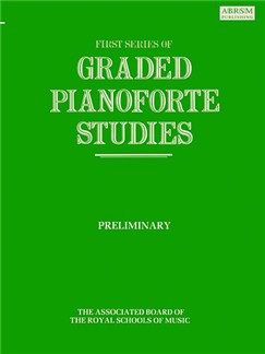 First Series Of Graded Pianoforte Studies: Preliminary Books | Piano