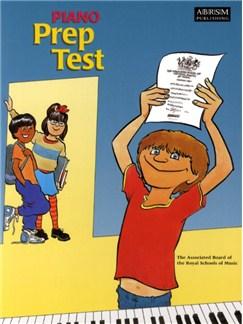ABRSM Piano Prep Test Books | Piano