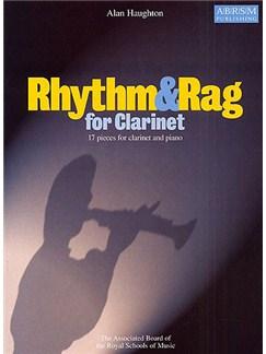 Alan Haughton: Rhythm And Rag For Clarinet Books | Clarinet, Piano Accompaniment