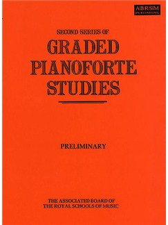 Second Series Of Graded Pianoforte Studies: Preliminary Books | Piano