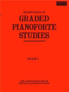 Second Series Of Graded Pianoforte Studies: Grade 1 Books | Piano
