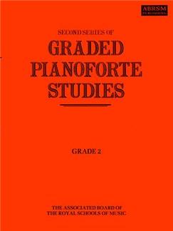 Second Series Of Graded Pianoforte Studies: Grade 2 Books   Piano