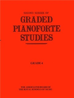 Second Series Of Graded Pianoforte Studies - Grade Four Books | Piano