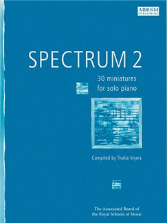 Spectrum 2 For Piano Books | Piano
