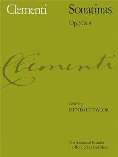 Muzio Clementi: Sonatinas For Piano Books | Piano