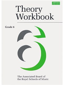ABRSM Theory Workbook 6 Books |