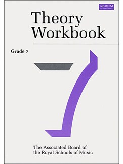 ABRSM Theory Workbook 7 Books |