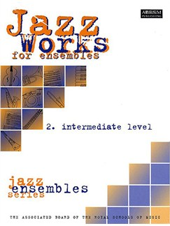 Jazz Works For Ensembles 1. Initial Level - Score Pack Books | Ensemble