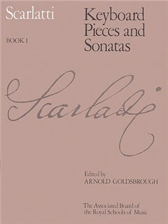 Domenico Scarlatti: Keyboard Pieces And Sonatas Book One Books | Piano