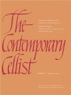 The Contemporary Cellist Book II Grades 4-5 Books | Cello, Piano Accompaniment