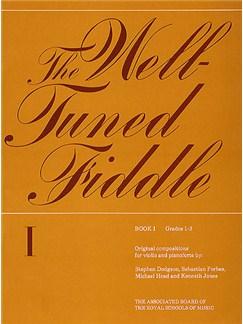The Well-Tuned Fiddle Book I Books   Piano, Violin