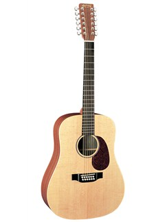 Martin: D12X1AE 12-String Dreadnought Electro-Acoustic Guitar Instruments | Electro-Acoustic Guitar