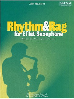Rhythm And Rag For E Flat Saxophone Books | Alto Saxophone