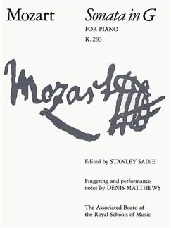Mozart: Sonata In G K.283 (Piano) Books | Piano