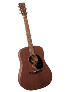 Martin: D15M Acoustic Guitar - With Case Instruments | Acoustic Guitar