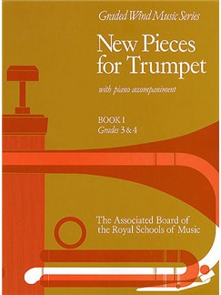 New Pieces for Trumpet, Book I Books | Piano, Trumpet