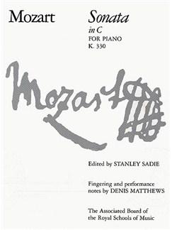 W.A. Mozart: Sonata In C K.330 Books | Piano