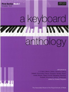 A Keyboard Anthology: First Series Book I Grades 1-2 Books | Piano