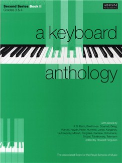 A Keyboard Anthology: Second Series Book II Grades 3-4 Books | Piano