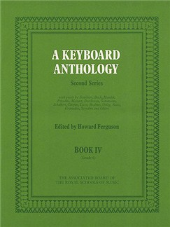 A Keyboard Anthology - Second Series Book IV Books | Piano