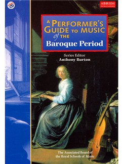 A Performer's Guide To Music Of The Baroque Period Books and CDs |