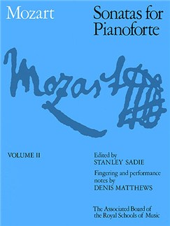 W.A Mozart: Sonatas For Pianoforte Volume 2 (ABRSM) Books | Piano