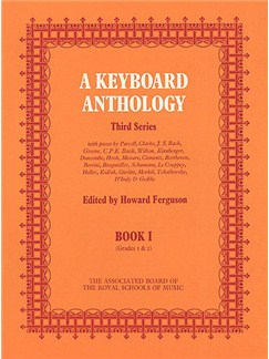 A Keyboard Anthology: Third Series Book I Grades 1-2 Books | Piano, Harpsichord, Organ
