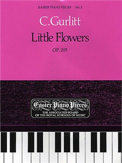 Cornelius Gurlitt: Little Flowers Op.205 Books | Piano
