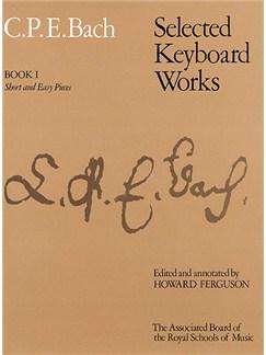 C.P.E Bach: Selected Keyboard Works - Book I Books | Keyboard