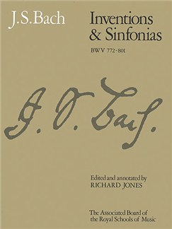 J.S. Bach: Inventions And Sinfonias Piano Solo Books | Piano